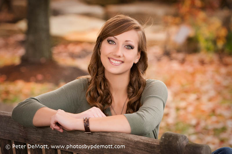 Alicia G. Senior Portraits