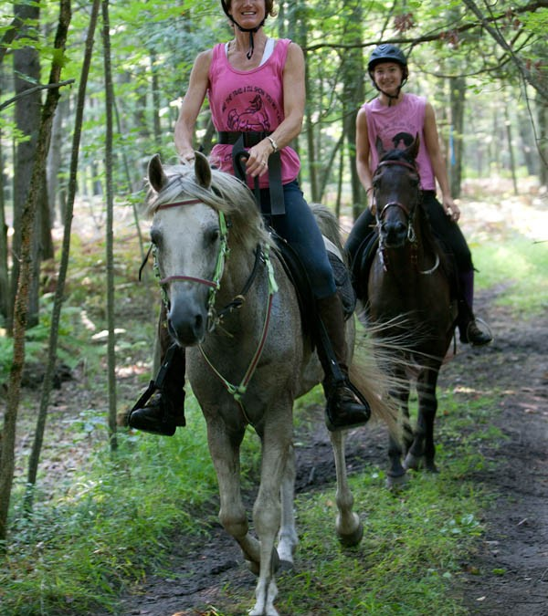 White River Endurance Ride in MI September 9th only