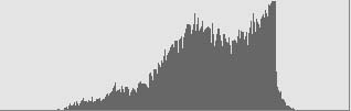 Take better snow pictures. This histogram will produce gray snow