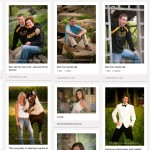 Creative family poses, creative senior portraits, creative equine portraits