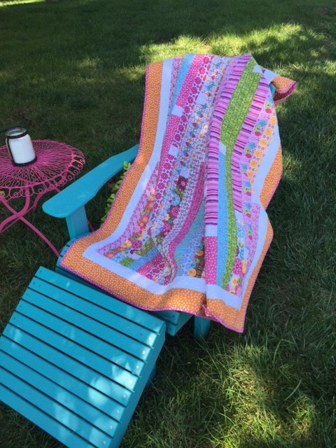 Quilt for Layla